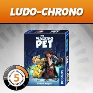 LUDOCHRONO – The Walking Pet