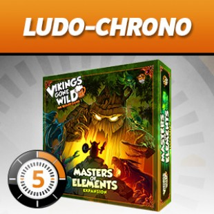 LUDOCHRONO – Vikings gone wild – Masters of the elements