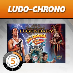 LUDOCHRONO – Legendary: Big Trouble in Little China