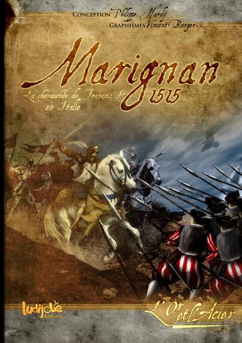 Marignan 1515-Couv-Jeu-de-societe-ludovox