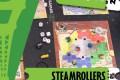 Paris Est Ludique 2017 – Jeu Steamrollers – Flatined Games