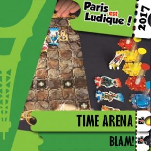 Paris Est Ludique 2017 – Jeu Time Arena – Blam!