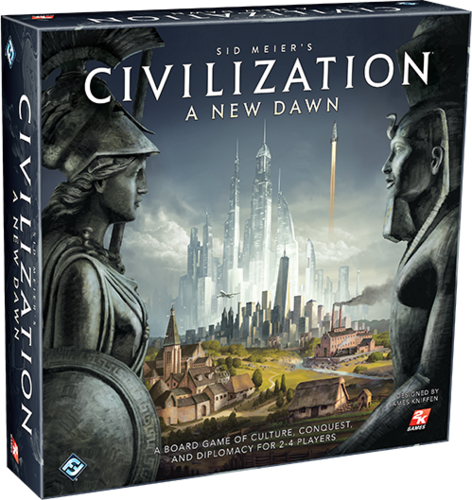 Sid Meier's Civilization A New Dawn ludovox