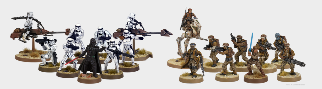 Star Wars Legion-Materiel-Jeu-de-societe-ludovox