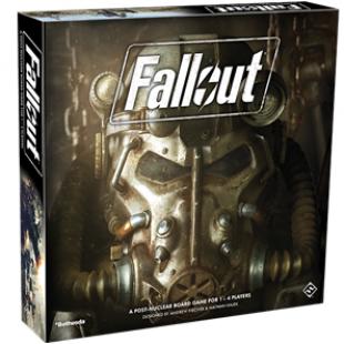 FFG annonce un jeu de plateau Fallout