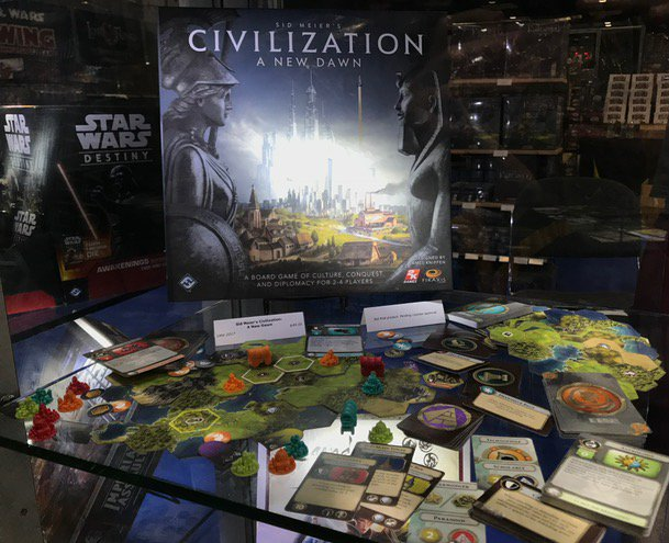 gencon 50 civilization