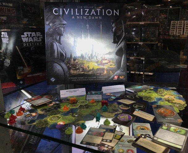 gencon 50 civilization