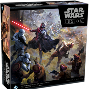 Zoom sur Star Wars Legion