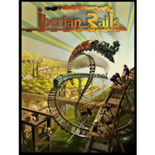 Iberian Rails, première édition à Essen