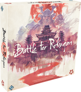 Battle for Rokugan boite