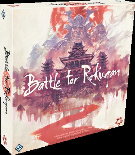 Battle for Rokugan boite