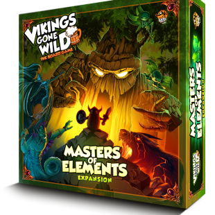Master Of Elements : Les Vikings sont de retour