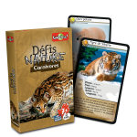 Defis Nature carnivores-Bioviva-Materiel-Jeu de societe-ludovox