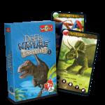 Defis Nature dinosaures 1-Bioviva-Materiel-Jeu de societe-ludovox