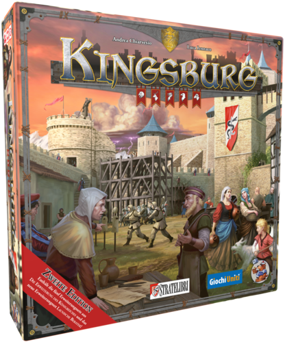 Kingsburg 2e edition