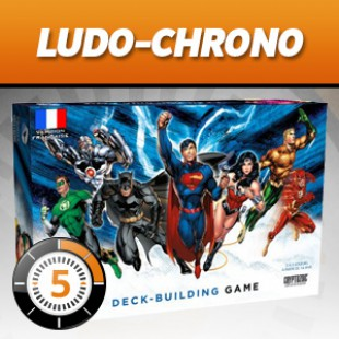 LUDOCHRONO – DC Comics Deck-Building Game