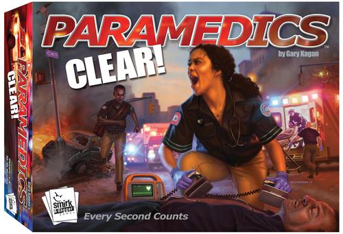 Paramedics Clear! ludovox
