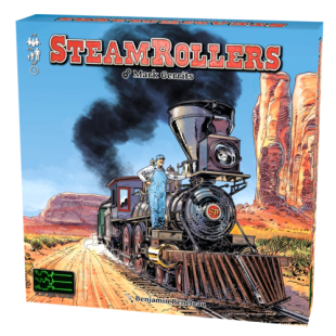 Steamrollers : Tracez votre chemin  !