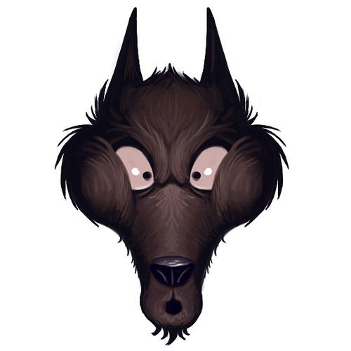 le grand méchant loup des trois petits cochons purple brain
