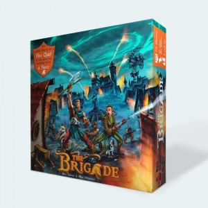 the brigade jeu de societe