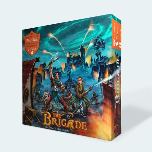 the brigade jeu de societe