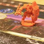 Unité Prisec, défendant un droïde corps et âme (les Prisecs ont-ils une âme ?)