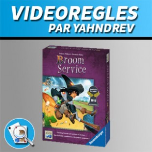 Vidéorègles – Broom Service