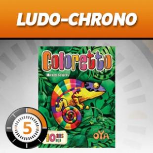 LUDOCHRONO – Coloretto