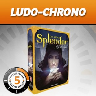 LUDOCHRONO – Les cités de Splendor