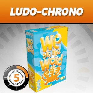 LUDOCHRONO – We are the Word