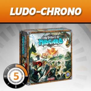 LUDOCHRONO – Champions de Midgard