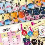 Sakura Hunt jeu