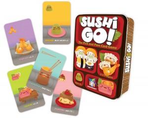 Sushi Go!-Materiel-Jeu de societe-ludovox