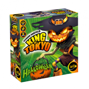 King of Tokyo prépare de nouveau Halloween