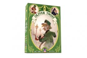 Oliver Twist sur un plateau