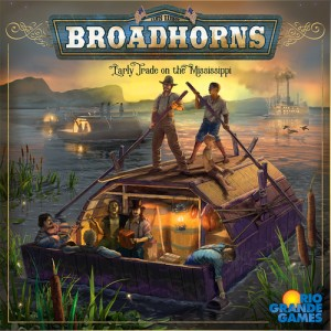 Broadhorns jeu