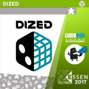 Essen 2017 – Dized