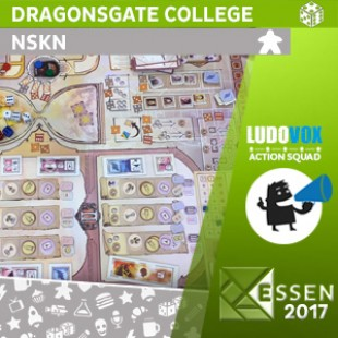 Essen 2017 – Dragonsgate College – NSKN – VOSTFR