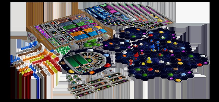 Gaia_Project_ludovox Setup