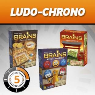 LUDOCHRONO – Brains