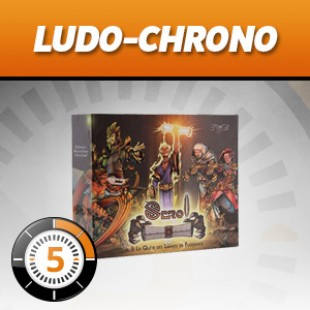 LUDOCHRONO – The Scroll