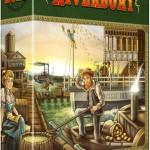Riverboat spiel boite