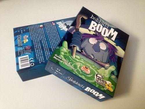 bobbidi boom box