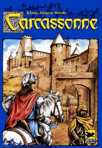 carcassonne premiere edition