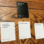 cards against humanity cartes