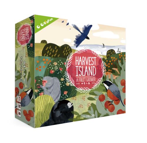 harvest island jeu