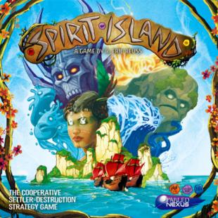 Le pouvoir des esprits – Spirit Island