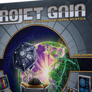 Après Terra Mystica : Projet Gaia en approche