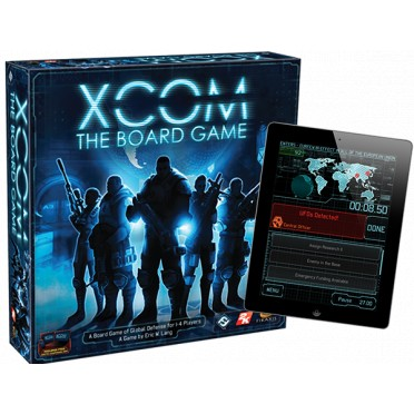 xcom-the-board-game appli