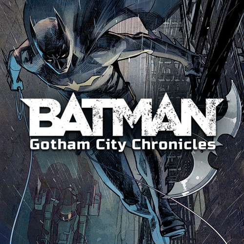 Batman Gotham City Chronicles